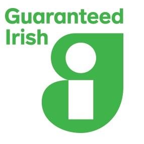 Logo of Market Dynamics client Guaranteed Irish